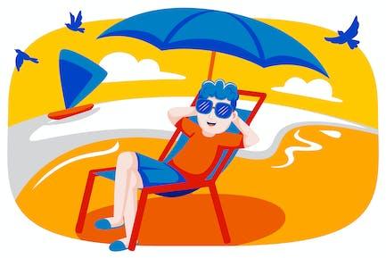 Holiday Vector Illustration #24