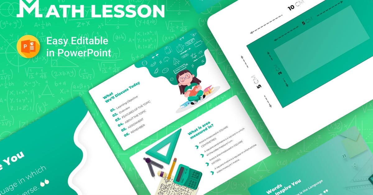 Download Math Lesson – Mathematics Presentation by Premast