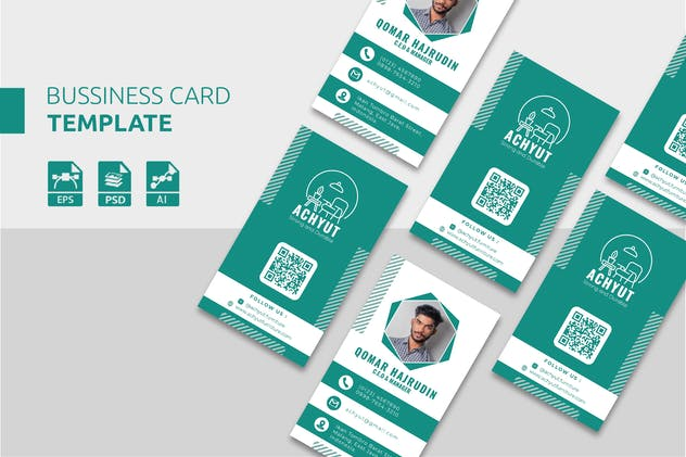 Interior Product Designer business card