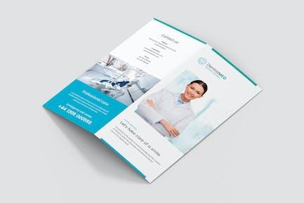 Brochure – Dentist Bi-Fold DL