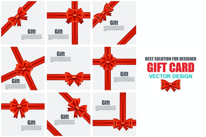 Thumbnail for Gift Card Vector