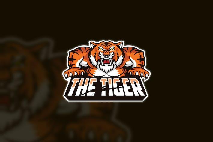 Thumbnail for Tiger Esports Logo