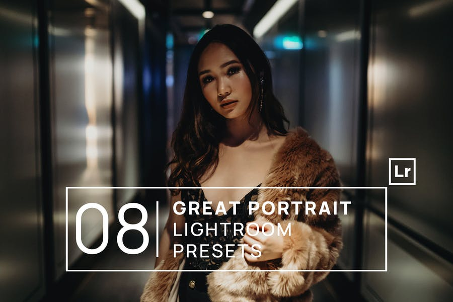8 Great Portrait Lightroom Presets