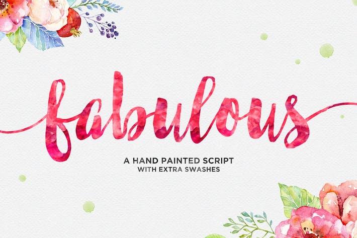 Thumbnail for Fabulous Script