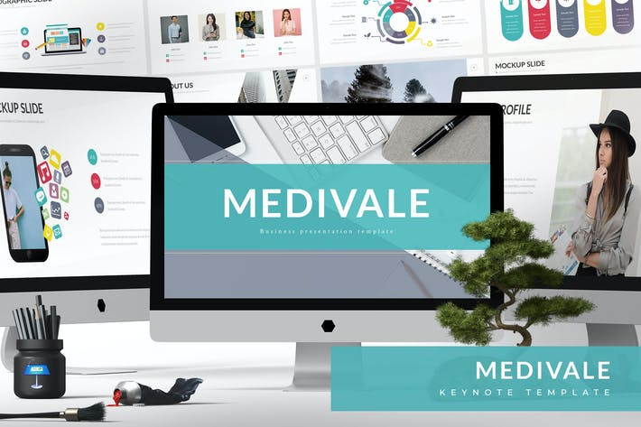 Medivale - Keynote Template