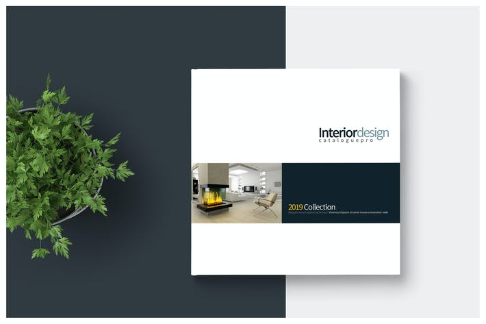 Cover Image For PSD - Interior Brochures / Catalogs