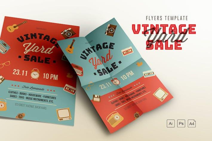 Thumbnail for Vintage Yard Sale