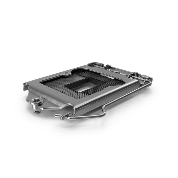 Processor Cover Plate
