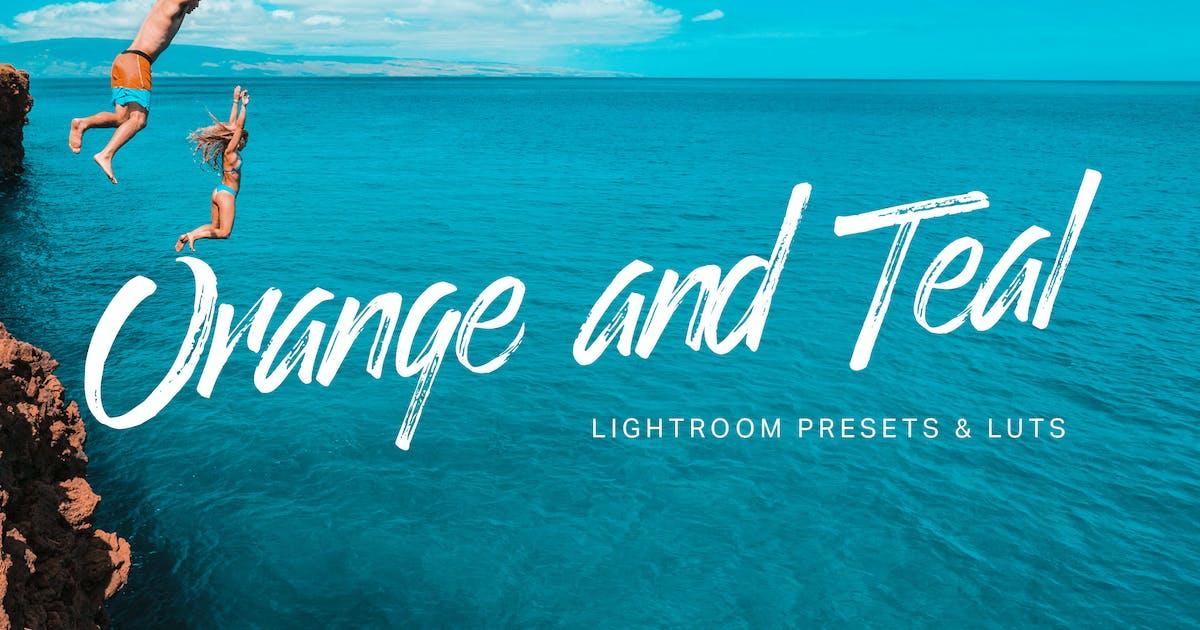 Download Orange Teal Lightroom Presets and  LUTs by sparklestock