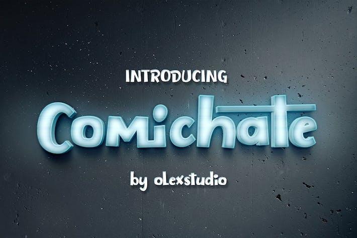 Thumbnail for Comichate