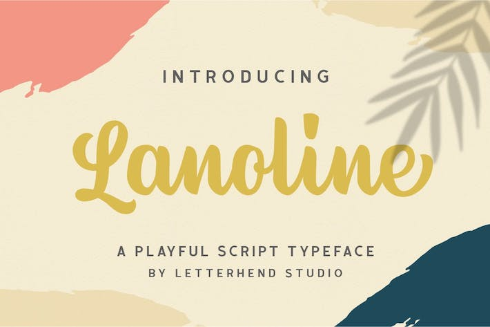 Thumbnail for Lanoline A Playful Script