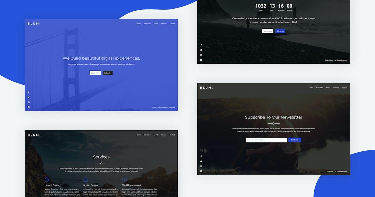 Download Blum by Erilisdesign