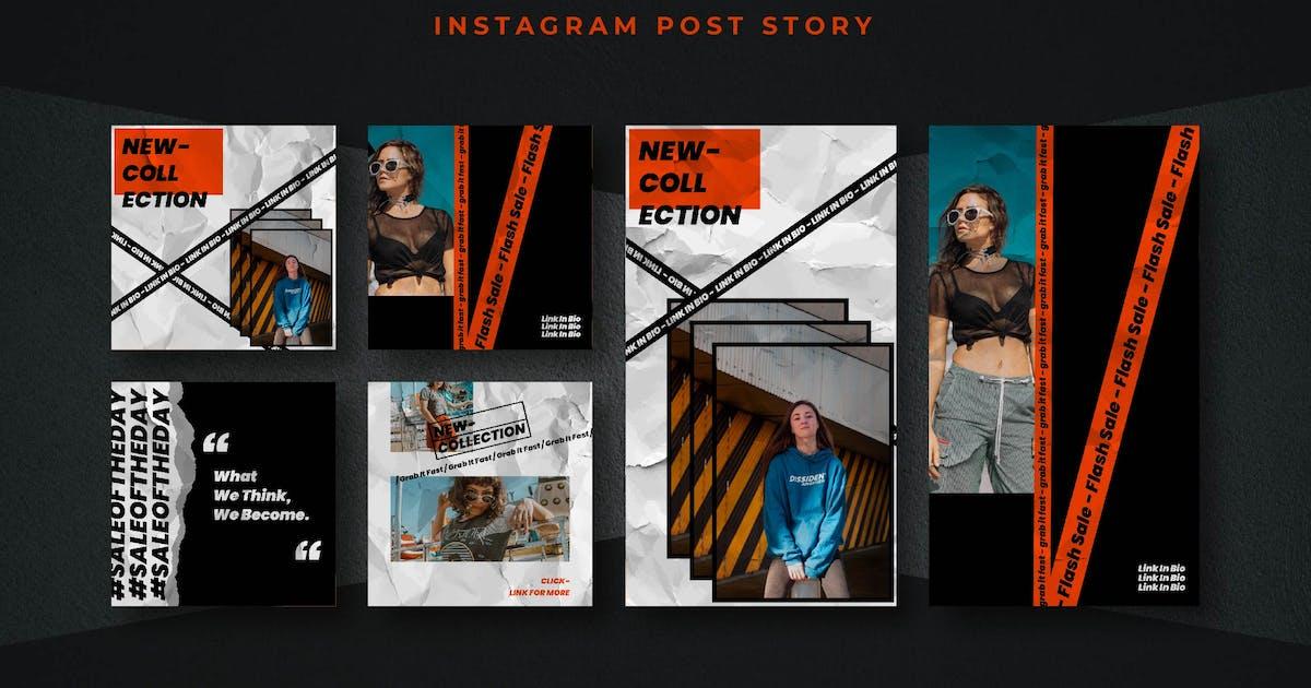 Download Instagram Post & Story by axelartstudio