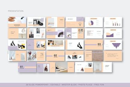 Shoes - Presentation