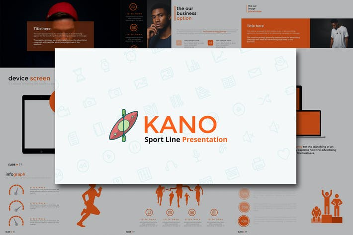 Thumbnail for KANO Google Slides