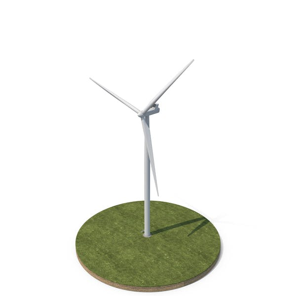 Thumbnail for Wind Turbine on Ground