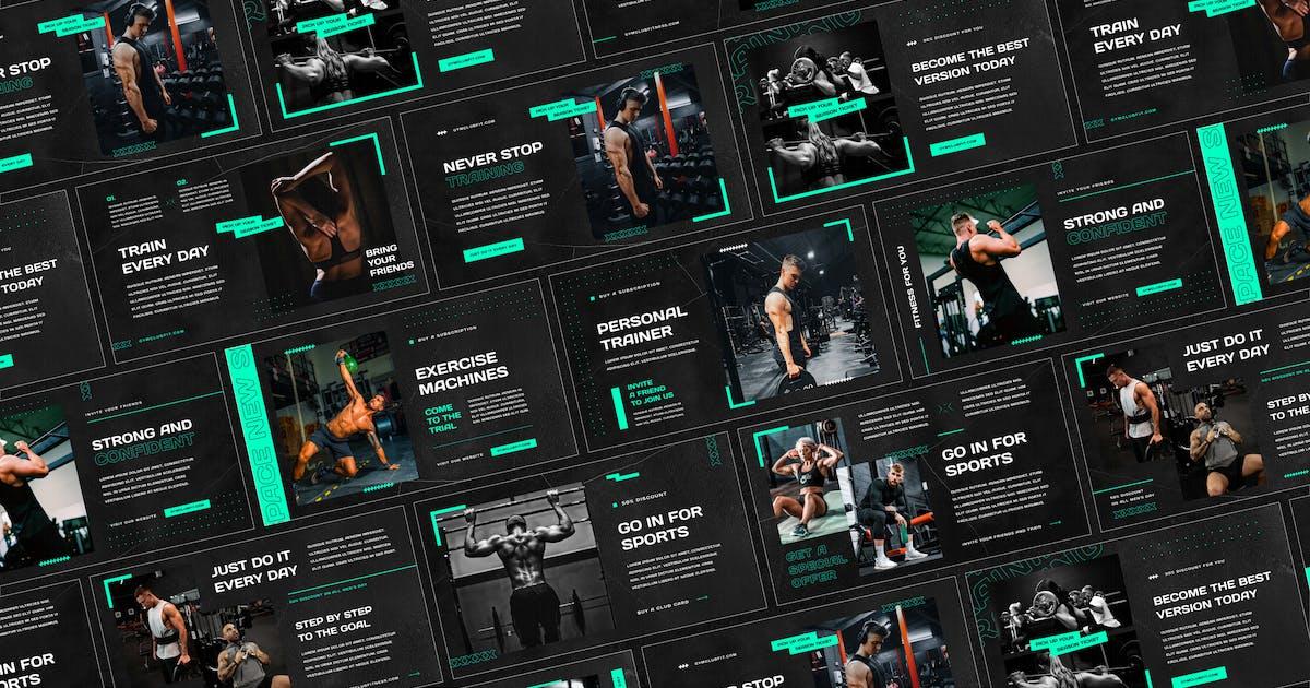 Download Sport Motivation Slides by George_Fx