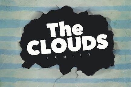 Семейство облаков