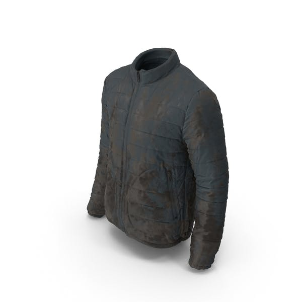 Thumbnail for Men's Muddy Down Jacket