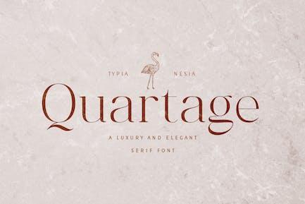 Quartage Serif