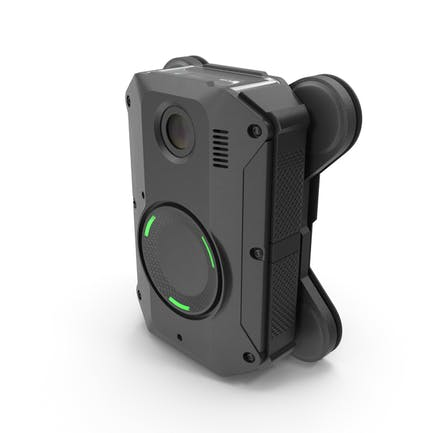 Body Camera with Magnet Mount