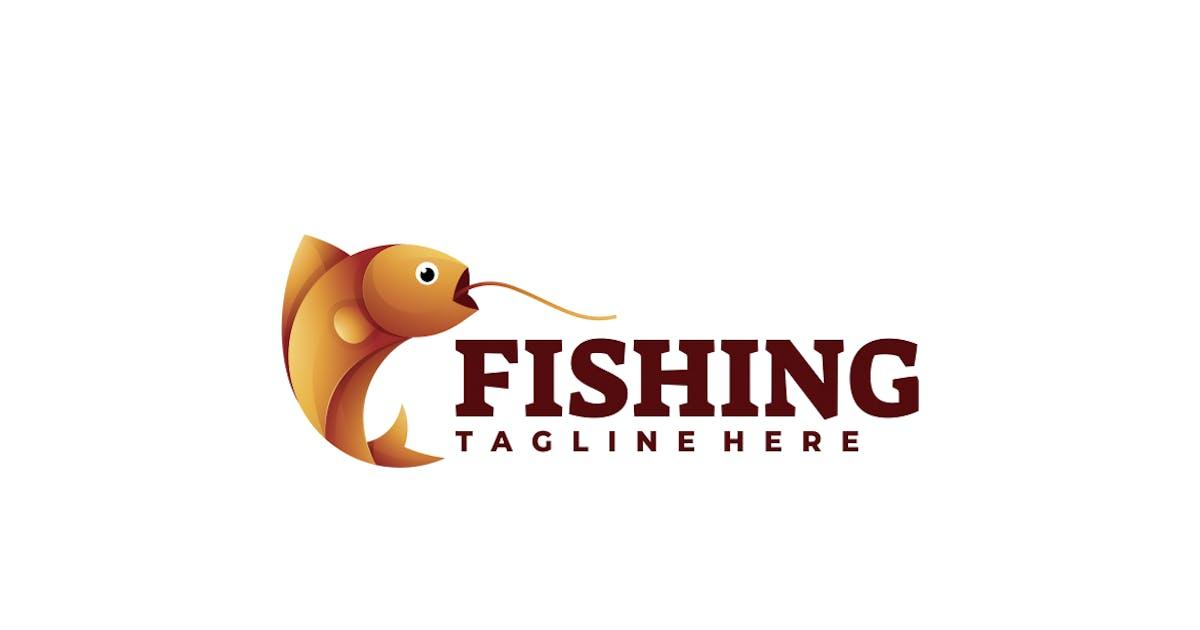 Download Fish Gradient Colorful Logo by artnivora_std