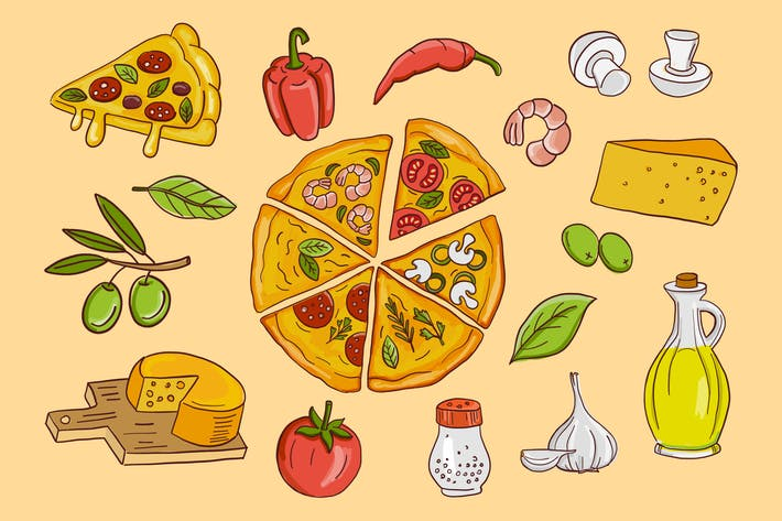 Thumbnail for Make Pizza Doodles