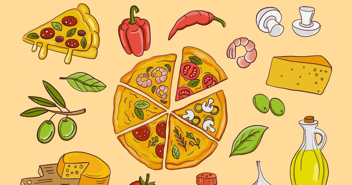 Download Make Pizza Doodles by Jumsoft