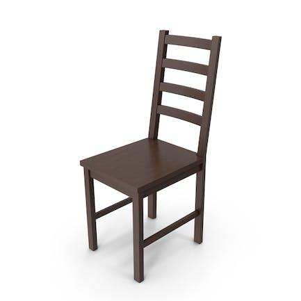 Wooden Chair Dark