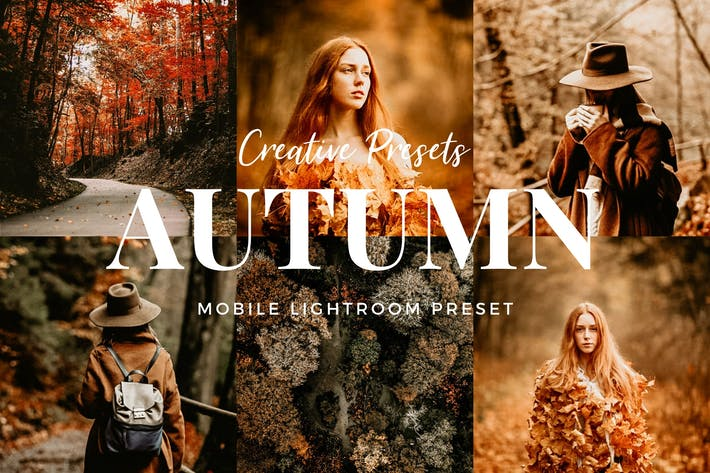 Thumbnail for Autumn Lightroom - Ajustes preestablecidos para móviles
