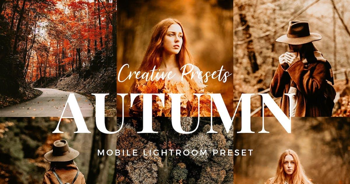 Download Autumn Lightroom Mobile Presets by 2FX
