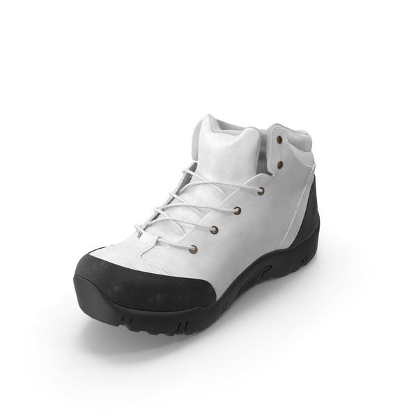 Men's Boots White