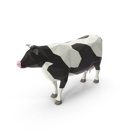 Low Poly Cow