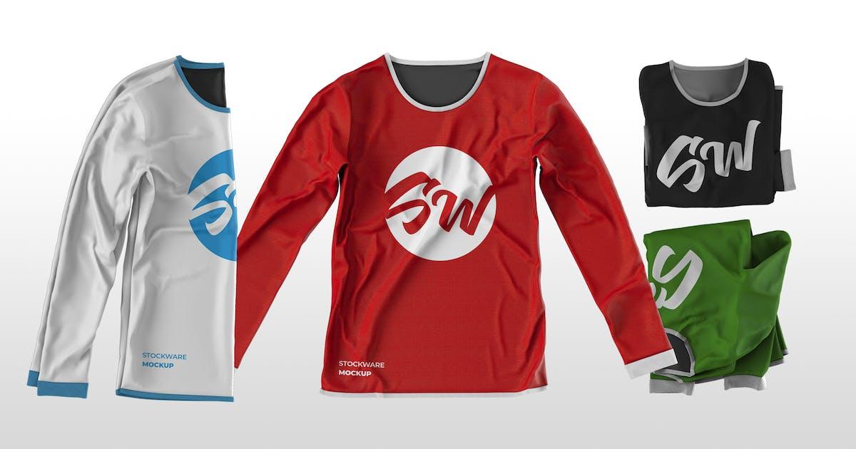 Download Sweatshirt Mockup Collection by Stockware