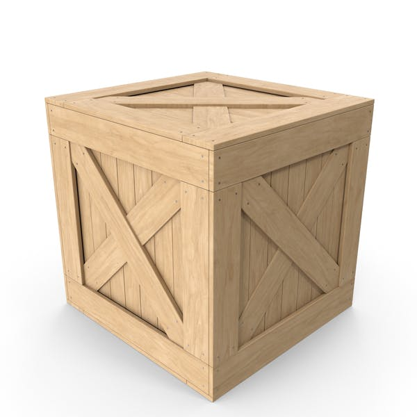 Ящик Грузовой Ящик