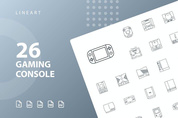 Thumbnail for Линейный игровой консоли