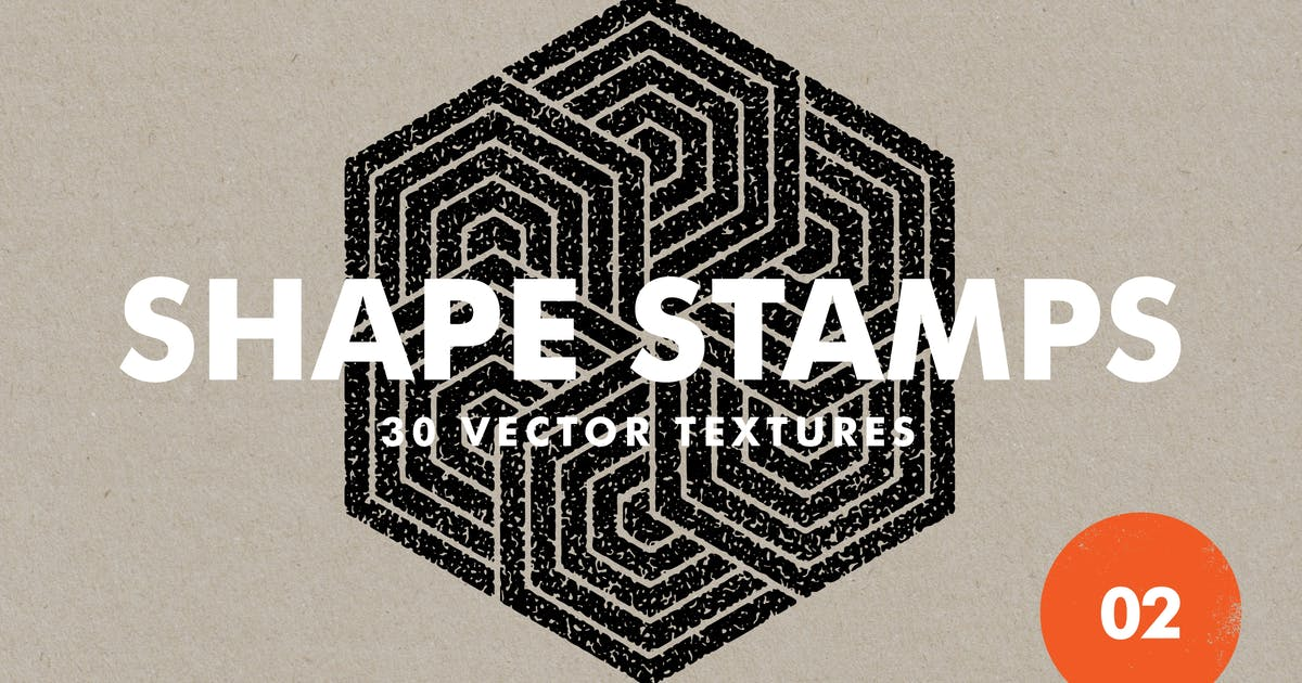 Download Vector Shape Stamps 02 by CollectiveOffset