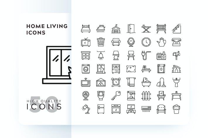 Thumbnail for HOME LIVING OUTLINE