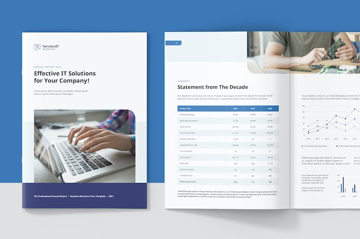 Thumbnail for IT Services – Annual Report