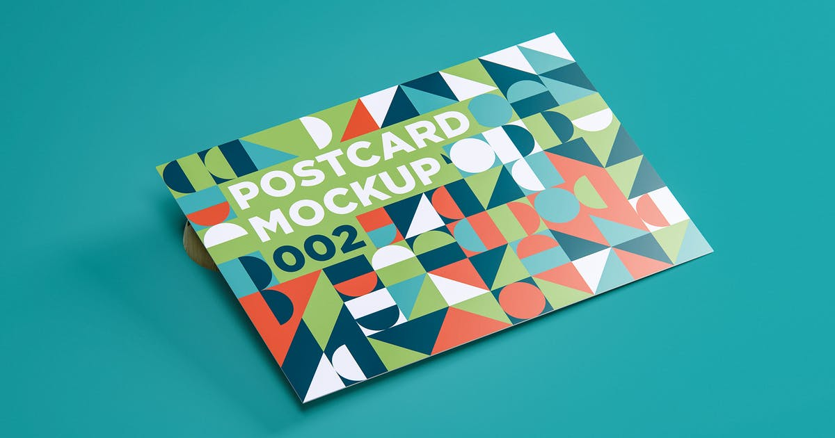 Download Postcard Mockup 002 by traint