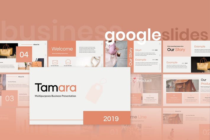 Thumbnail for Tamara - Multipurpose Google Slides Presentation