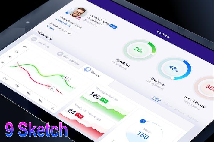 Cover Image For AI - Ai Techer iPad App