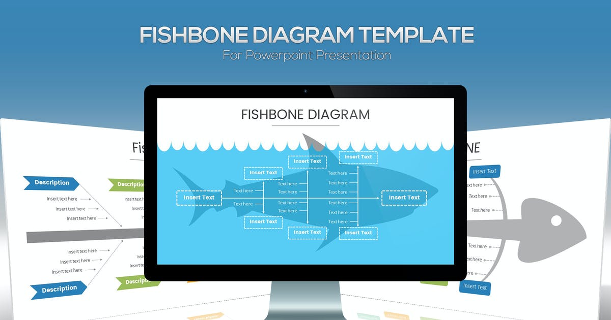 Download Fishbone Diagram Powerpoint Template by SlideFactory