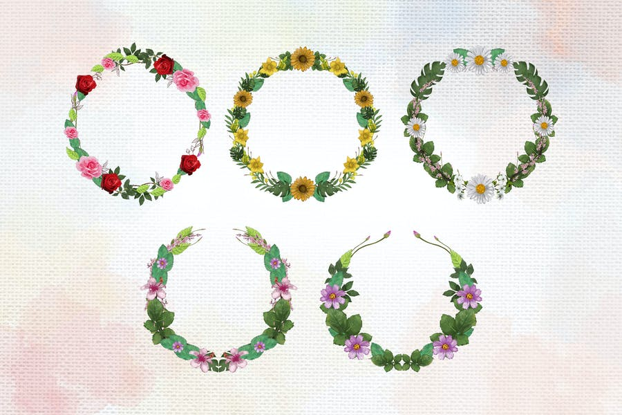 Flower Frames