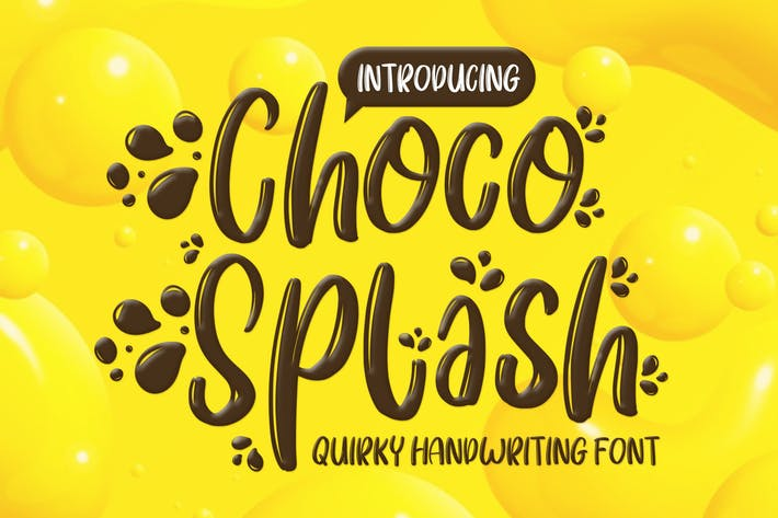 Thumbnail for Choco Splash