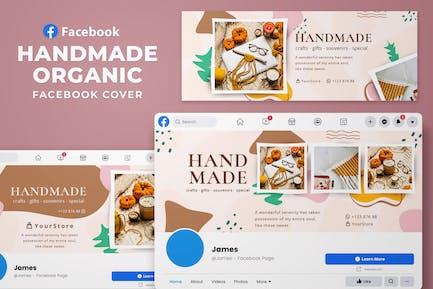 Facebook Cover - Handmade Craft Fans Seite