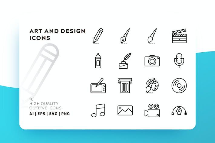 Thumbnail for ART & DESIGN OUTLINE