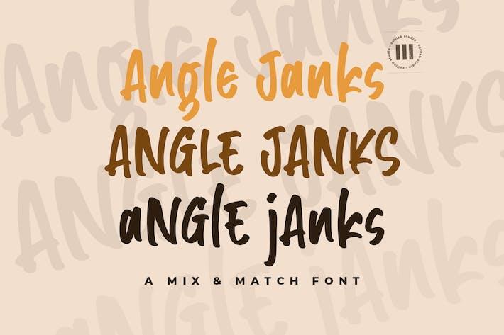 Thumbnail for Janks angulares