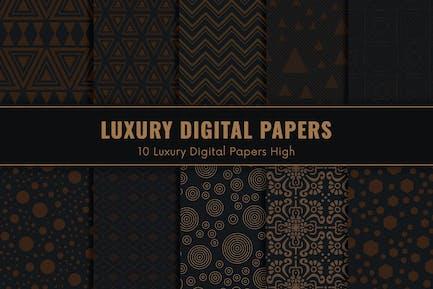 Luxury digital papers