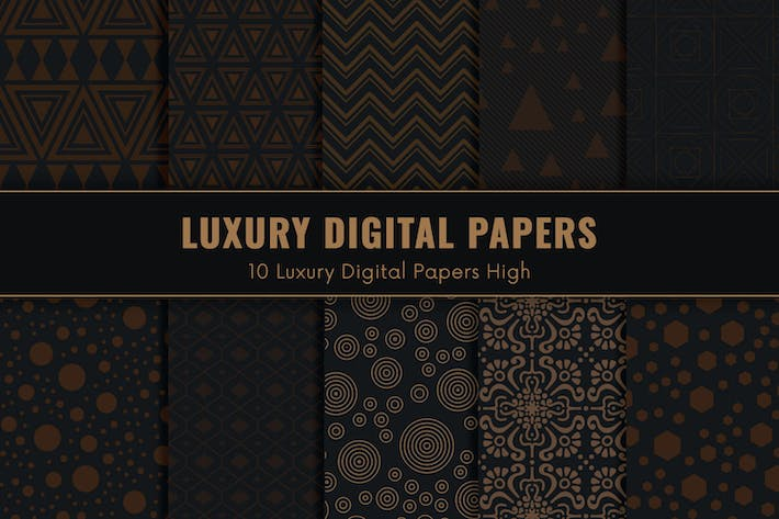 Thumbnail for Luxury digital papers